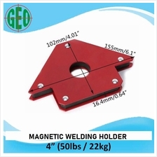 "MAGNETIC WELDING HOLDER 4 ""/ 50lb"