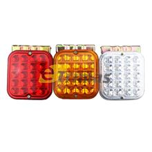 20LED Truck Lorry Trailer Light Fog Tail Lamp 24V