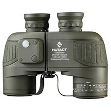 [From USA]HUTACT Military Binoculars for Adults 10x50 Built-in Compass and Ran