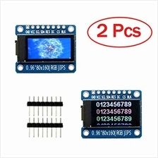 [From USA]MakerDoIt Arduino Display 0.96 inch 80x160 RGB IPS Color 65K (2pcs)