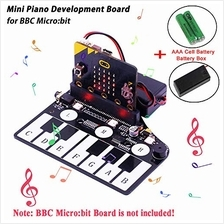 [From USA]MakerFocus BBC Microbit Expansion Board Piano Development Board for
