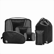 [USA Shipping]6 Set Packing Cubes Travel Luggage Packing Organizers with Shoes