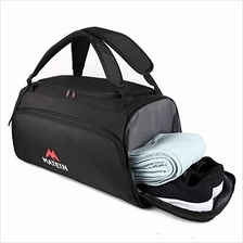 [USA Shipping]Workout Gym BagsSports Duffle Bag Backpack with Shoe Compartment