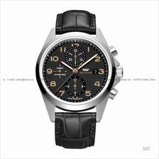 GLYCINE Watch 3924.19AT-LBK7F Combat Chrono Automatic *Clearance Sale
