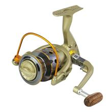 12 BB Fishing Reel Left/Right Interchangeable Collapsible Handle Fishi