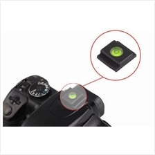 Ebest Hot Shoe Cap with Bubble Spirit Level for DSLR Camera