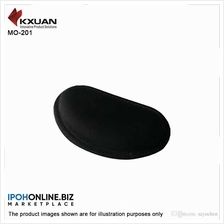 KXUAN Reduction of Fatigue Gel Wrist Rest - MO-201 Black