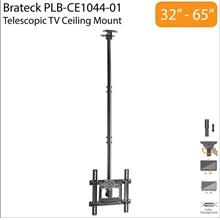 Brateck PLB-CE1044-01 32-65 inch Telescopic TV Ceiling Mount Bracket