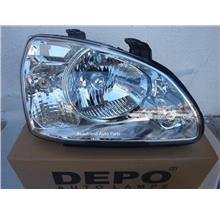 Naza Citra Head Lamp RH Brand Depo