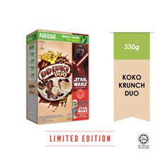 NESTLE KOKO KRUNCH DUO Cereal 330g (Star Wars Design)