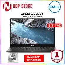 "Dell XPS13-5115SG-FHD (7390S) 13.3 "" FHD Laptop Silver"