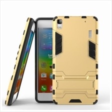 Ready Stock@ Lenovo K3 Note A7000 Stand Back Armor Case Cover Casing