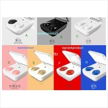 High quality wireless mini bluetooth earphone 2000 mh charging box