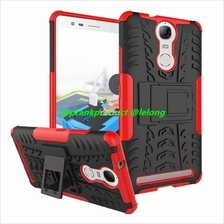 Lenovo Vibe S1 K5 Note K52 Silicone Stand Back Armor Case Cover Casing