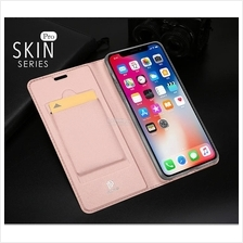 DUX DUCIS Apple iPhone XS XR Max Flip Card Slot Case Cover Casing