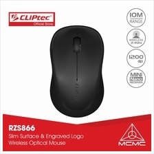 CLiPtec CLIP-TRAX 2.4Ghz Wireless Optical Mouse RZS866)