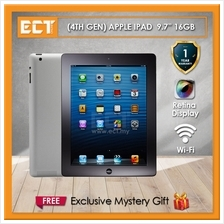 (Refurbished) Apple iPad 4th Generation MD510X/A