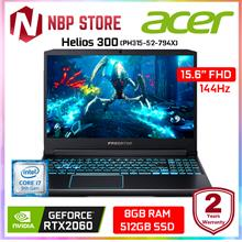 "Acer Predator Helios 300 PH315-52-794X 15.6 "" FHD IPS 144Hz Gaming Laptop"