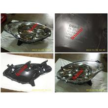 DEPO Perodua Myvi '05 Crystal Chrome Head Lamp [1-Side]