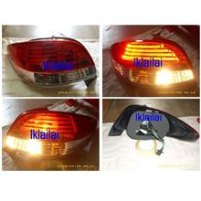 PEUGEOT 206 LED Bar Tail Lamp [Clear/Red]