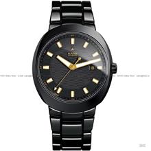 RADO Watch R15609162 D-Star Date Automatic Ceramic Bracelet Black