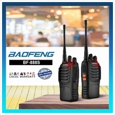 Original ✨ Baofeng BF-888S Walkie Talkie 16CH Radio Transceiver