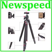 Semi-Pro Multi-Angle Tripod with Ball Head support 4kg T6662