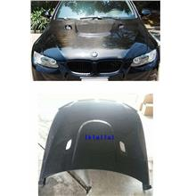 BMW 3 Series E92 `07 M3 Style Carbo Engine Hood / Front Bonnet