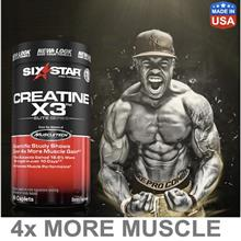 MuscleTech Six Star Pro - Creatine X3, 3031mg (whey, Protein, Amino)