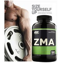 Optimum Nutrition, ZMA, 180 Caps (Build Muscle, Sleep, Recovery) USA