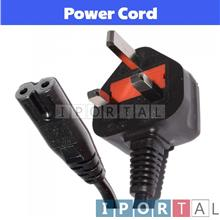 3 Pin Power Cord Cable (UK Plug) Cable 1.5m