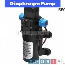 Micro Electric Diaphragm High Pressure Water Self Priming Pump