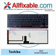 Toshiba Satellite Z830 Z930 Z935 Backlit Backlight Laptop Keyboard