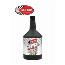 Red Line 20W60HD Synthetic Motorcycle Oil (Polyol-Ester)