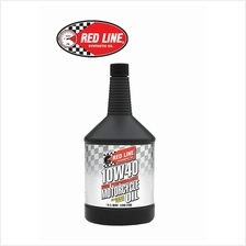 Red Line 10W40 Synthetic Motorcycle Oil (Polyol-Ester)