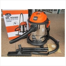 Mr.Mark 1200W 20L Inox Wet & Dry Vacuum Cleaner