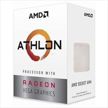 # AMD Athlon 3000G Processor with Radeon Vega 3 Graphics # AMD AM4
