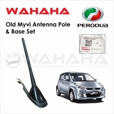 Antenna - Myvi Old Full Set with Base (Genuine Part)