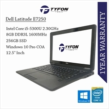 Dell Latitude E7250 i5 Laptop (Refurbished)