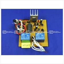 HT307 DC Motor Controller For/Rev/Stop (1A) / Electronics Kit