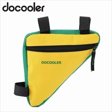 Docooler Triangle Cycling Bike Front Saddle Tube Frame Pouch Bag Holde