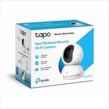 TP-Link Tapo C200 FHD Pan / Tilt Wireless WiFi Home Security Surveilla