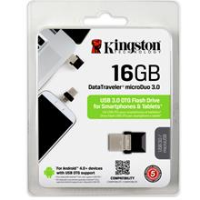 KINGSTON 16GB DT MICRO DUO OTG USB3.0 FLASH DRIVE (DTDUO3/16GB)