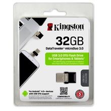 KINGSTON 32GB DT MICRO DUO OTG USB3.0 FLASH DRIVE (DTDUO3/32GB)