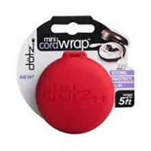 DOTZ CORD CASE (CWOS30M-CR-I) RED