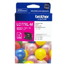 GENUINE BROTHER LC-77XL MAGENTA INK CARTRIDGE **NEW**SEALED BOX