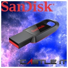 SANDISK CRUZER 61 SPARK 16GB 32GB 64GB 128GB USB2.0 Flash Drive BLACK