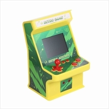 Mini Retro Game Cabinet Machine Battery Powered 256 in 1 Classic Arcade Games