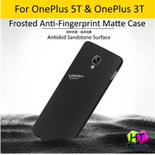 OnePlus 5T,1+3T Antiskid, Anti-Fingerprint Matte Soft TPU Case