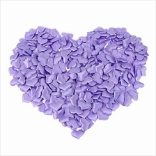 1000PCS PADDED FABRIC HEART APPLIQUE FOR WEDDING PARTY DECORATION SCRAPBOOK HA